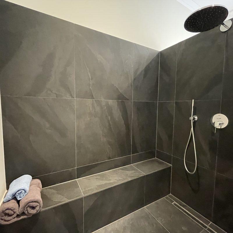Referenz - Wie In Bergedorf aus einem Schlafzimmer ein Badezimmer wurde -01- nachher